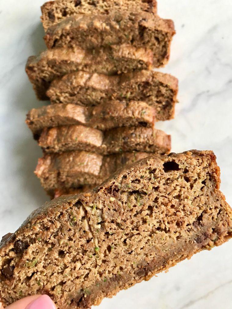 zuchinni bread