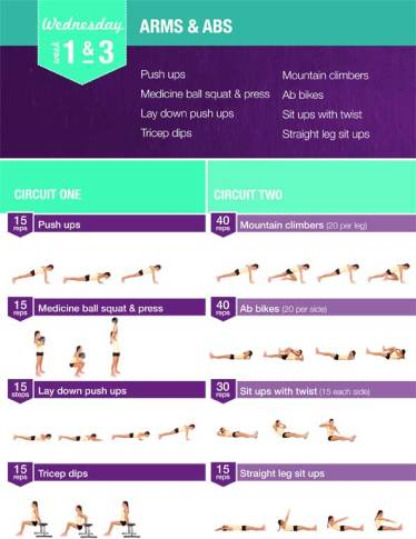 kayla-itsines-arms-and-abs-workout